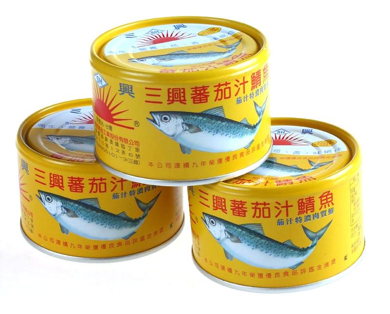 鱼罐头贴标机